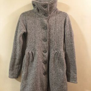 Patagonia Trench Better Sweater Coat